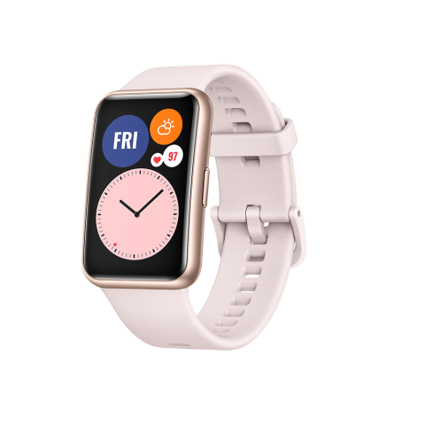 HuaweiWatchFit_Pink_Centralcom