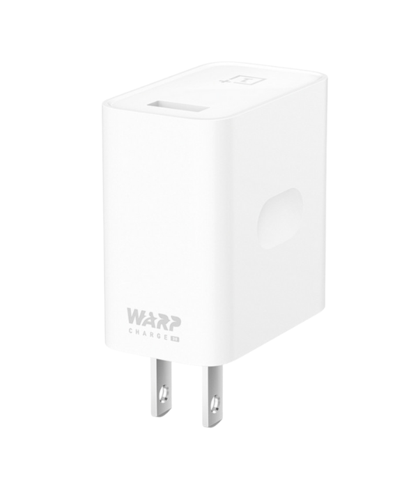 OnePlus Warp Charge 30W wall Charger_US Plug_CENTRALCOM